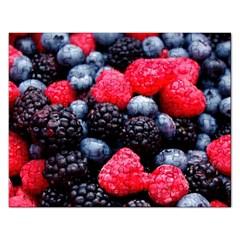 Berries 2 Rectangular Jigsaw Puzzl by trendistuff