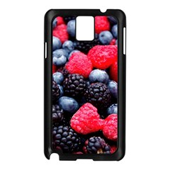 Berries 2 Samsung Galaxy Note 3 N9005 Case (black)