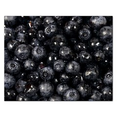 Blueberries 1 Rectangular Jigsaw Puzzl by trendistuff