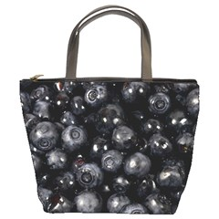 Blueberries 1 Bucket Bags by trendistuff