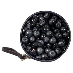 Blueberries 1 Classic 20 Cd Wallets by trendistuff