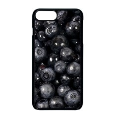 Blueberries 1 Apple Iphone 8 Plus Seamless Case (black) by trendistuff