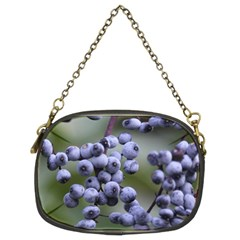 Blueberries 2 Chain Purses (two Sides)  by trendistuff