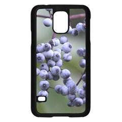 Blueberries 2 Samsung Galaxy S5 Case (black) by trendistuff