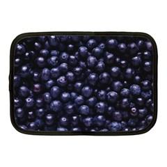 Blueberries 4 Netbook Case (medium)  by trendistuff