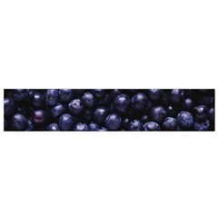 Blueberries 4 Small Flano Scarf by trendistuff