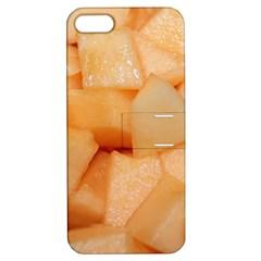 Cantaloupe Apple Iphone 5 Hardshell Case With Stand