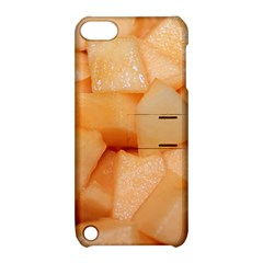 Cantaloupe Apple Ipod Touch 5 Hardshell Case With Stand by trendistuff