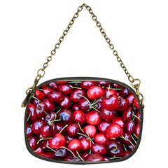 Cherries 1 Chain Purses (two Sides)  by trendistuff