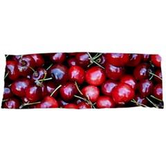 Cherries 1 Body Pillow Case Dakimakura (two Sides) by trendistuff
