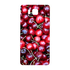 Cherries 1 Samsung Galaxy Alpha Hardshell Back Case by trendistuff