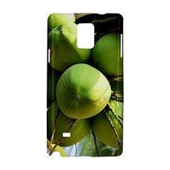 Coconuts 1 Samsung Galaxy Note 4 Hardshell Case by trendistuff