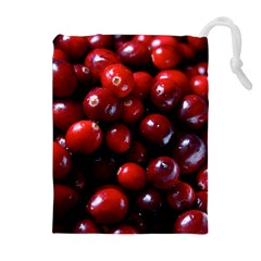 Cranberries 1 Drawstring Pouches (extra Large) by trendistuff