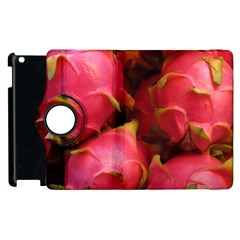 Dragonfruit Apple Ipad 3/4 Flip 360 Case by trendistuff