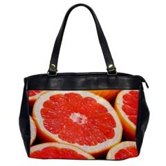 Grapefruit 1 Office Handbags by trendistuff