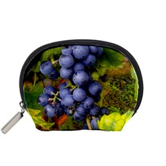 Grapes 1 Accessory Pouches (small)  by trendistuff