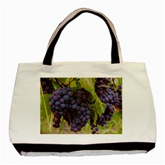 Grapes 4 Basic Tote Bag by trendistuff