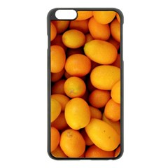 Kumquat 1 Apple Iphone 6 Plus/6s Plus Black Enamel Case