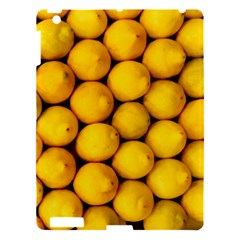 Lemons 2 Apple Ipad 3/4 Hardshell Case by trendistuff
