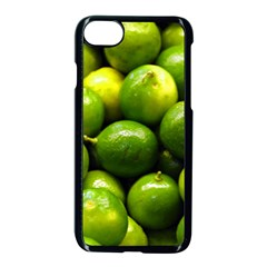 Limes 1 Apple Iphone 7 Seamless Case (black) by trendistuff