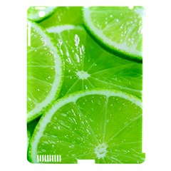 Limes 2 Apple Ipad 3/4 Hardshell Case (compatible With Smart Cover) by trendistuff