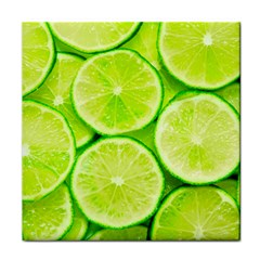 Limes 3 Face Towel by trendistuff