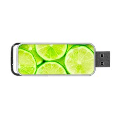 Limes 3 Portable Usb Flash (two Sides) by trendistuff
