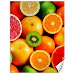 Mixed Fruit 1 Canvas 36  X 48   by trendistuff