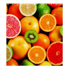 Mixed Fruit 1 Shower Curtain 66  X 72  (large)  by trendistuff