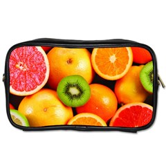 Mixed Fruit 1 Toiletries Bags 2 Side by trendistuff