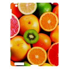 Mixed Fruit 1 Apple Ipad 3/4 Hardshell Case by trendistuff
