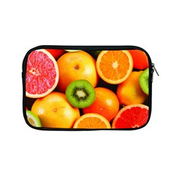 Mixed Fruit 1 Apple Macbook Pro 13  Zipper Case by trendistuff