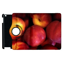 Nectarines Apple Ipad 3/4 Flip 360 Case by trendistuff