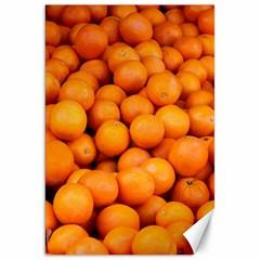 Oranges 3 Canvas 20  X 30   by trendistuff