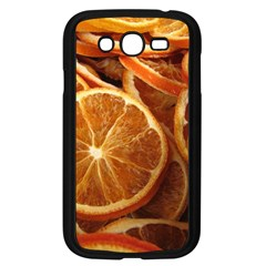 Oranges 5 Samsung Galaxy Grand Duos I9082 Case (black) by trendistuff