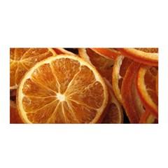 Oranges 5 Satin Wrap by trendistuff