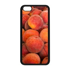 Peaches 2 Apple Iphone 5c Seamless Case (black) by trendistuff