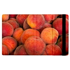 Peaches 2 Apple Ipad Pro 12 9   Flip Case by trendistuff