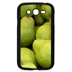 Pears 1 Samsung Galaxy Grand Duos I9082 Case (black) by trendistuff
