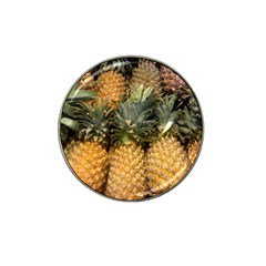 Pineapple 1 Hat Clip Ball Marker by trendistuff