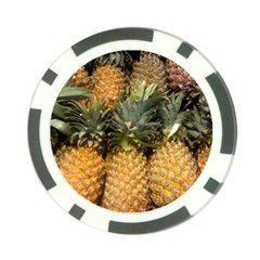 Pineapple 1 Poker Chip Card Guard (10 Pack) by trendistuff