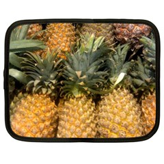 Pineapple 1 Netbook Case (xl)  by trendistuff