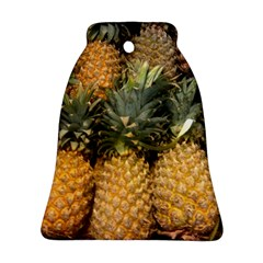 Pineapple 1 Ornament (bell) by trendistuff