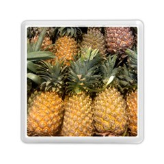 Pineapple 1 Memory Card Reader (square)  by trendistuff