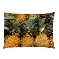 Pineapple 1 Pillow Case (two Sides) by trendistuff