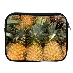 Pineapple 1 Apple Ipad 2/3/4 Zipper Cases by trendistuff