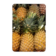 Pineapple 1 Samsung Galaxy Tab 2 (10 1 ) P5100 Hardshell Case  by trendistuff