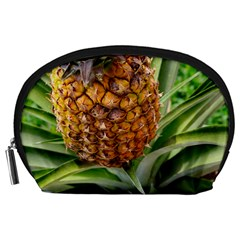 Pineapple 2 Accessory Pouches (large)  by trendistuff