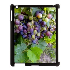 Grapes 2 Apple Ipad 3/4 Case (black) by trendistuff