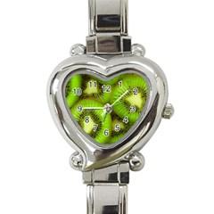 Kiwi 1 Heart Italian Charm Watch by trendistuff